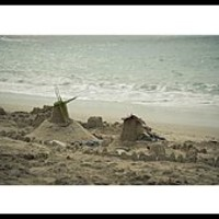 Sand Castles Of The Past..