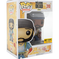 Funko The Walking Dead Pop! Tyreese Bitten Arm Vinyl Figure Hot Topic Exclusive