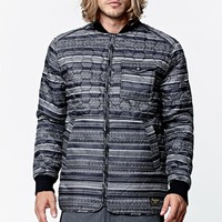 Burton Mallett Snow Jacket - Mens Tee - Black