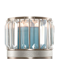 MODERN CRYSTAL3-Wick Candle Sleeve