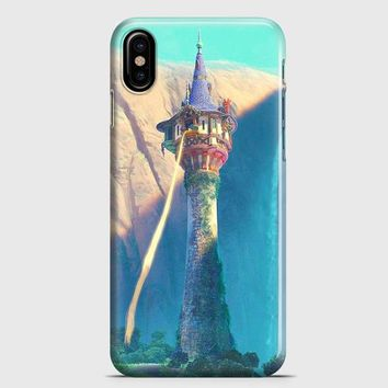 Tangled Starts With The Sun iPhone X Case