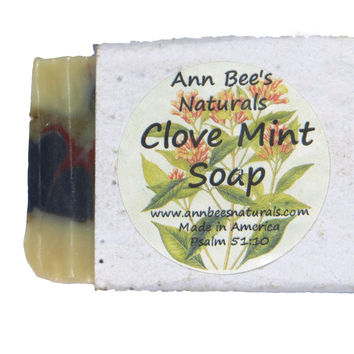 Clove Mint Soap