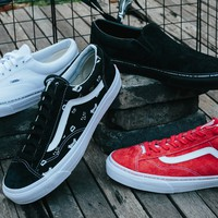 "Vans x Sankuanz STYLE 36 ""YEAR OF THE DOG"" 18SS Shoes 35-44"