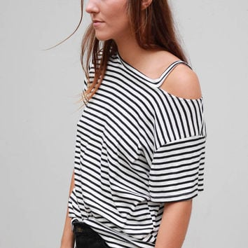 City Stripped Top