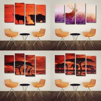 FarenHot Art Canvas, Painting Decor No frame.
