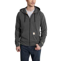 Force Cotton Delmont Zip-Front Hoodie