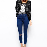 Women Jeans Denims Pants a12899