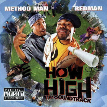 How High Soundtrack LP