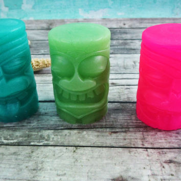 TIKI Soap Party Favors