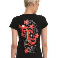 Disney Mulan Mushu Girls T-Shirt