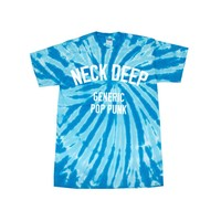 Generic Pop Punk Twist Tie Dye : HLR0 : MerchNOW - Your Favorite Band Merch, Music and More