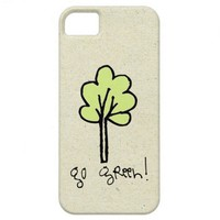 little wobblies go green iPhone 5 cases from Zazzle.com