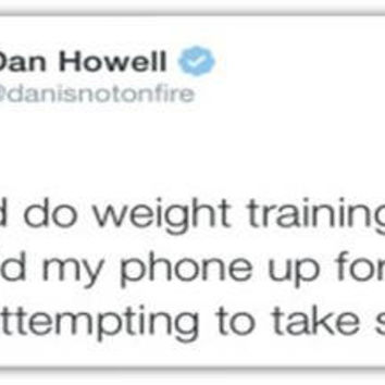 Tweet Phone Cases (iPhone 5, 5s, & 6) Dan Howell