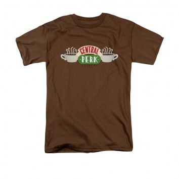 FRIENDS CENTRAL PERK T-SHIRT
