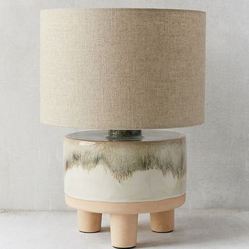 Nash Ceramic Table Lamp | Urban Outfitters