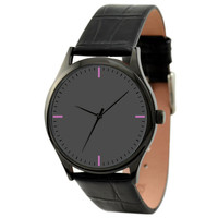 Mysterious Black watch (Purple)