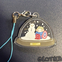 Snowglobe Charms from Fiesta Studios