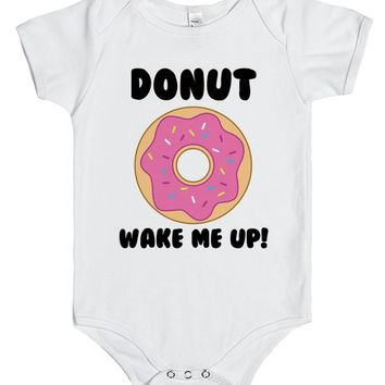 Donut wake me up!