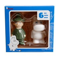 Moomin bath set Moomintroll and Snufkin