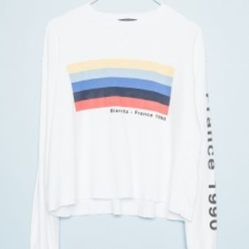 Brandy ♥ Melville Germany Acacia Biarritz France 1990 Top