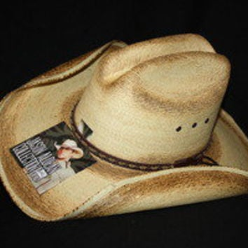 ea6c70d3d66 Jason Aldean Resistol Official Georgia from Cowboy Hat Country