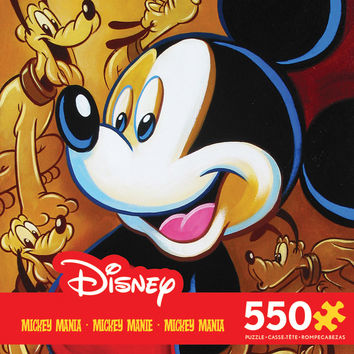 Ceaco Disney Mickey Mouse Mania - Hiya Pal 550 Piece Puzzle