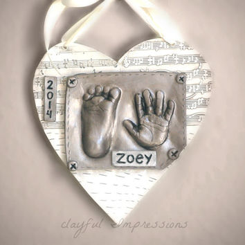 Personalized Baby Keepsake Gift,  Gift idea for Mom and Dad, Wall Art