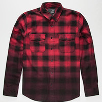 BLUE CROWN Dip Mens Flannel Shirt | Flannels