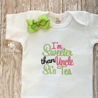 Girls Duck Dynasty Shirt or Baby Girls Bodysuit with Bow Set - Uncle Si - Baby Shower Gifts - Southern - Cajun - Hunting