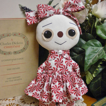 Peppermint Pattie Doll $22.95 plus shipping