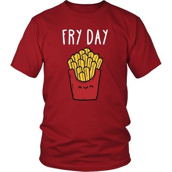 Funny T Shirt - Fry Day
