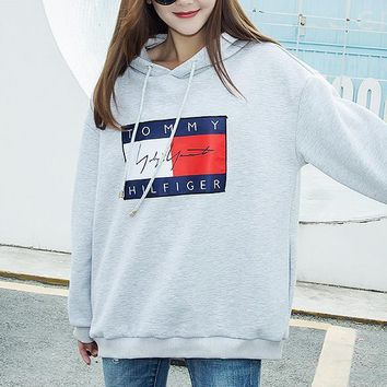 Tommy Hilfiger sports leisure Pullover Sweater