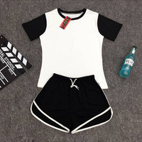 DAOKFPO Tracksuit For Women Summer