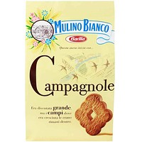 Mulino Bianco Family Size Campagnole Biscuits 24.6 oz. (700g)