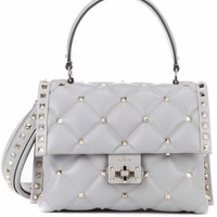 Valentino Garavani Candystud leather shoulder bag