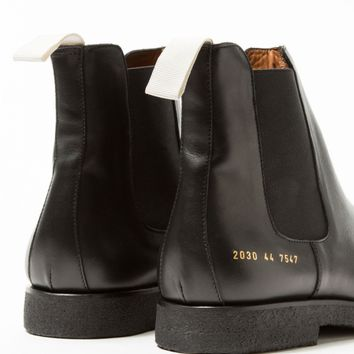 Common Projects / Chelsea Boot in Leather