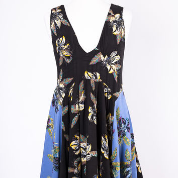 Free People Thought I was Dreaming Dress Black