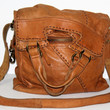 Lucky Brand Abbey Road Soft Worn In Leather XL Crossbody Bag Tote