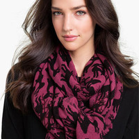 Accessory Street 'Moose in the Snow' Scarf | Nordstrom