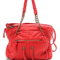 With Love From CA Double Pocket Chain Bag at PacSun.com