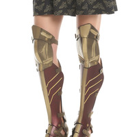 DC Comics Wonder Woman 3-Piece Cosplay Wedge Boots