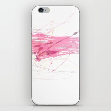 t_2 iPhone & iPod Skin by Kristina Kerstner