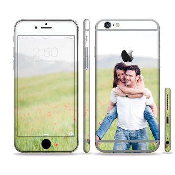 Create Your Own iPhone 6/6s Sectioned Skin