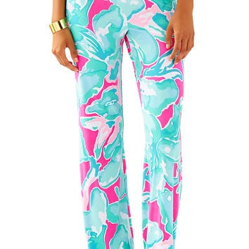 GEORGIA MAY PALAZZO PANT - TROPICAL PINK PINK SANDS by Lilly Pulitzer available from Ocean Palm