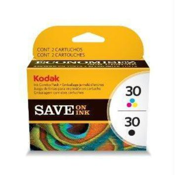 Eastman Kodak Company Combo Color Ink Cartridge 30b-c Retail