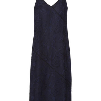 Jason Wu - Guipure lace slip dress