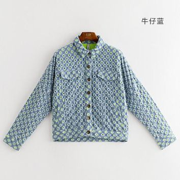 Toyouth Spring Jean Jacket