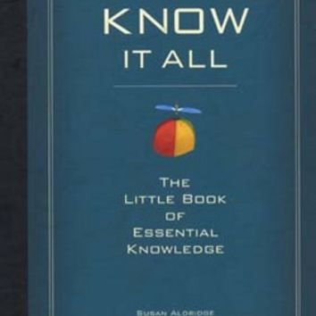 Know it All: Edited: 9781468265897:
