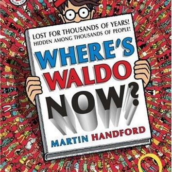 Where's Waldo Now? (Waldo)