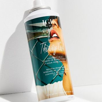 IGK Thirsty Girl Coconut Milk Leave-In Conditioner | Urban Outfitters